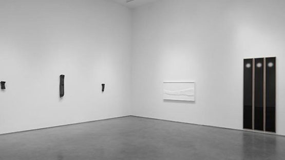 Anthony Pearson - solo show at Marianne Boesky Gallery, New York, 2013, installation view, photo courtesy of Marianne Boesky Gallery