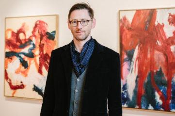 Anthony White at Metro Gallery, 2016