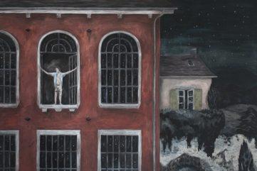 Antoine Corbineau exhibition Galerie LJ