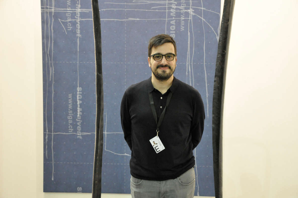 Antoine Levi alina chaiderov