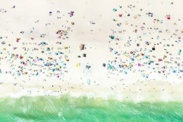 Antoine Rose - The Beach, 2013