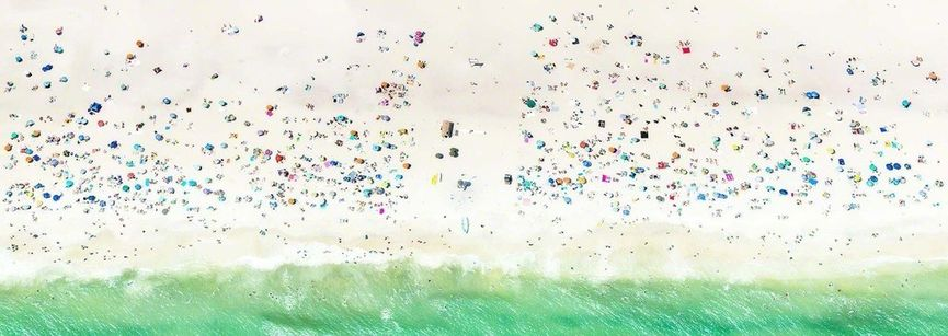 Antoine Rose - The Beach, 2013