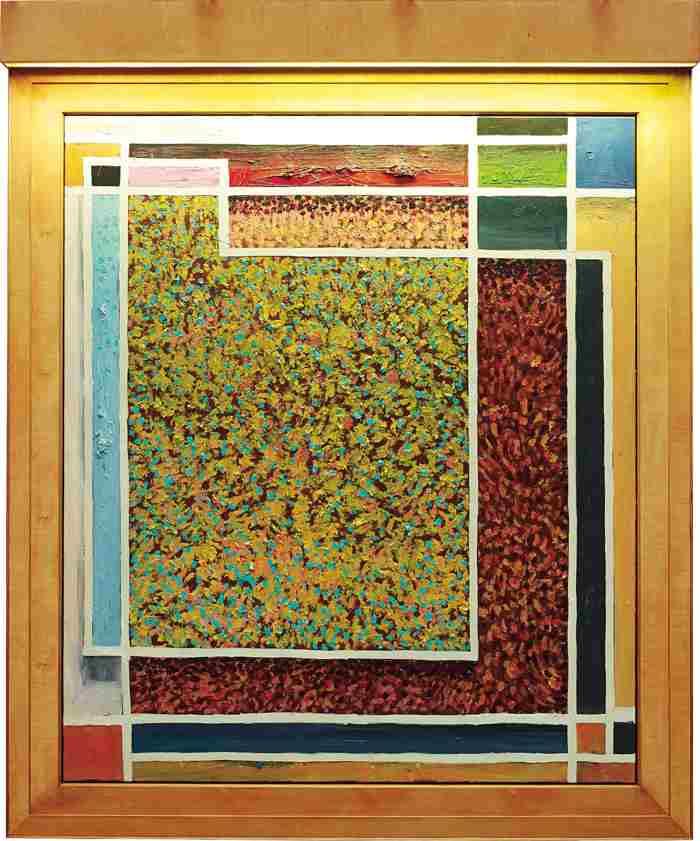 Anton Henning-Interieur No. 322-2006