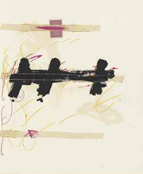 Antoni Tapies-Cartes per a la Teresa-1974