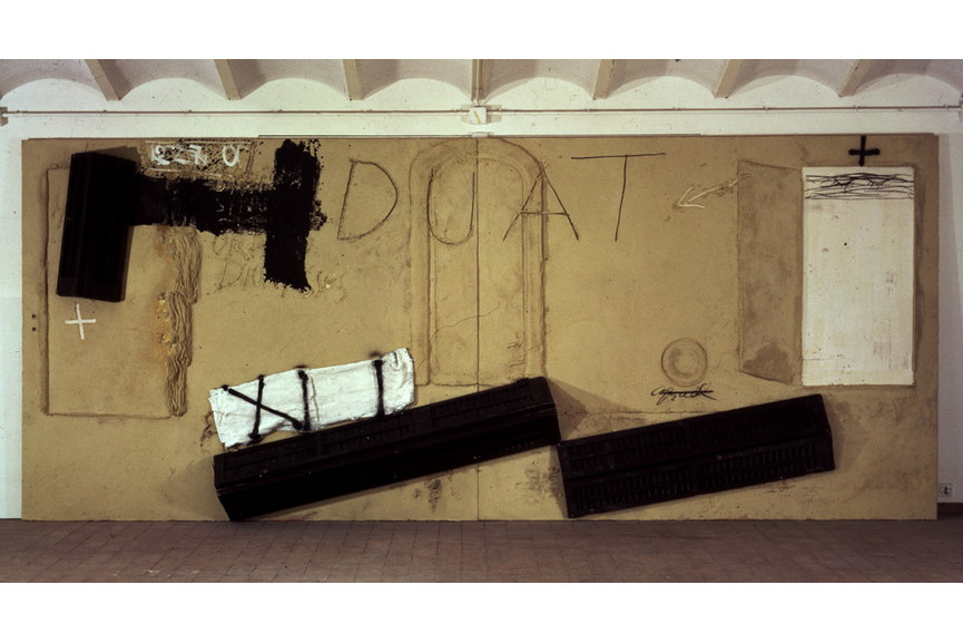 Antoni Tapies - Duat