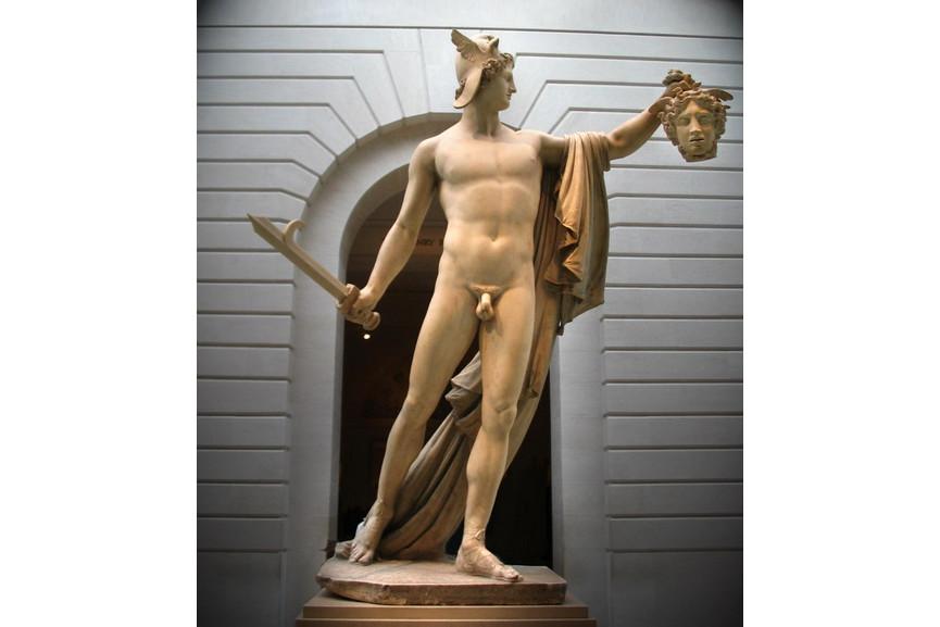 Antonio Canova - Perseus with the Head of Medusa