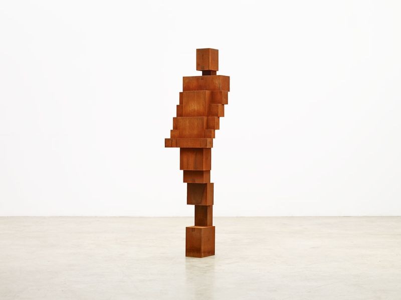 Antony Gormley - Cast Blockworks, 2005 - 2018