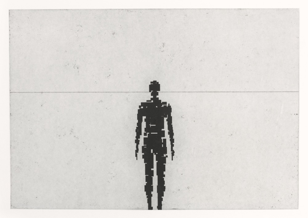 Antony Gormley-Sublimate-2008