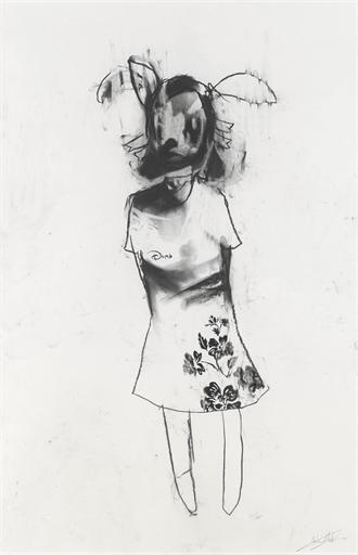 Antony Micallef-Dumb Girl-2006