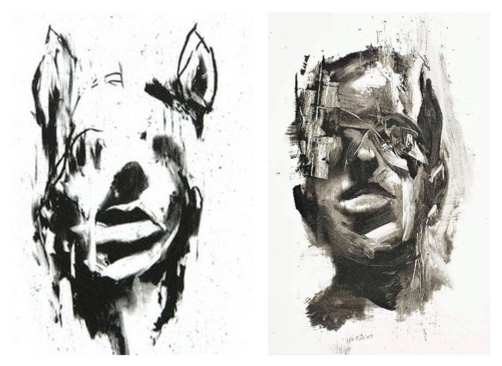 Antony Micallef-Head/Self Portrait-2005