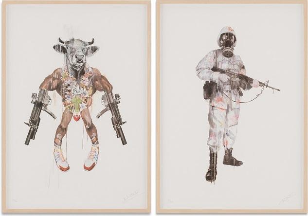 Antony Micallef-Inprovised, Peacekeeper-2007
