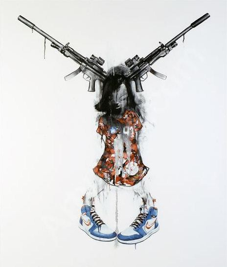 Antony Micallef-Minotaur Weapon-2006