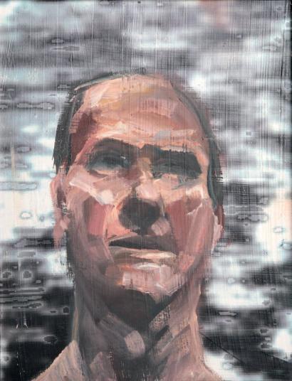 Antony Micallef-Study Of A Head 1-1999