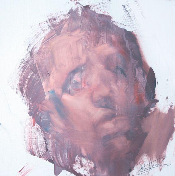 Antony Micallef-Study Of A Head-2011