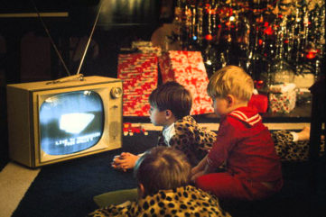 5 Historic Christmas Art Photographs
