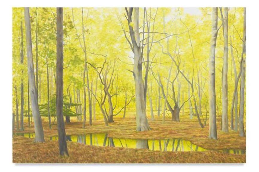 April Gornik - Spring Light and Still Water