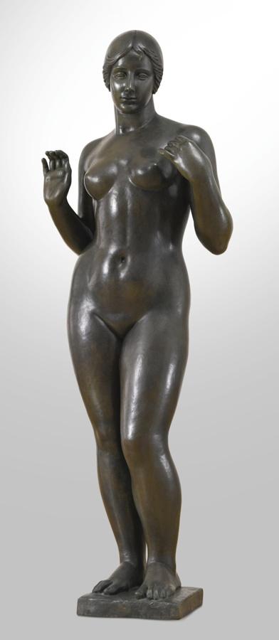 Aristide Maillol-Venus (Sans Collier)-1928
