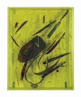 Arman-Sans titre (Colere de Mandoline)-1969