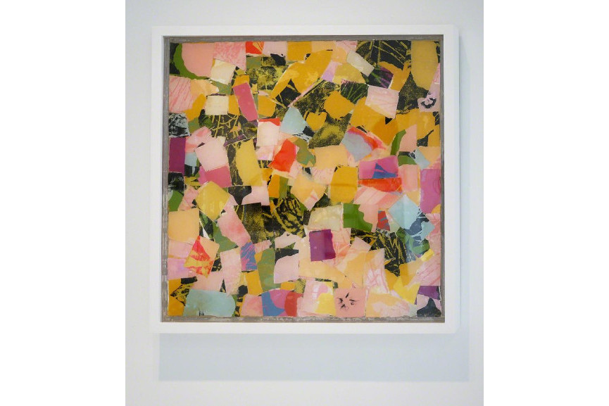 Arman - What Happened To The Flowers - Homage to Andy Warhol, 1970