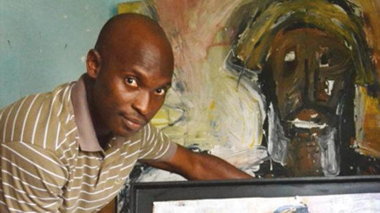 Armand Boua - artist