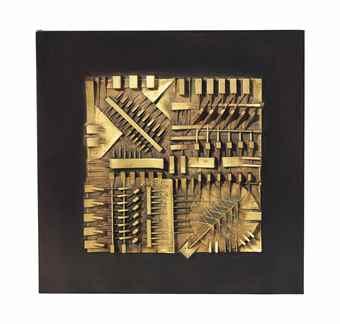Arnaldo Pomodoro-Untitled-1982