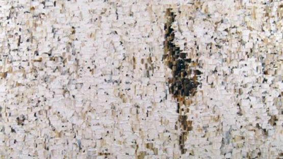 Arnaud - White, 2014 (detail) - image courtesy of the artist