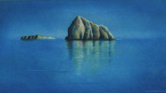 Arnd Maibaum – Genesis Insel, 1977 – Image courtesy of Sylvan Cole Gallery