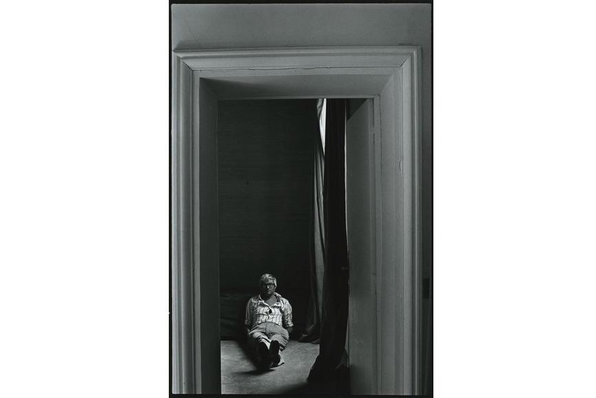 David Hockney, Paris, France, 1975