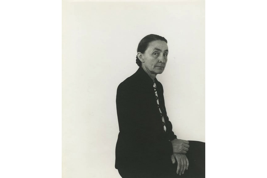 Georgia O'Keeffe, NYC, 1944