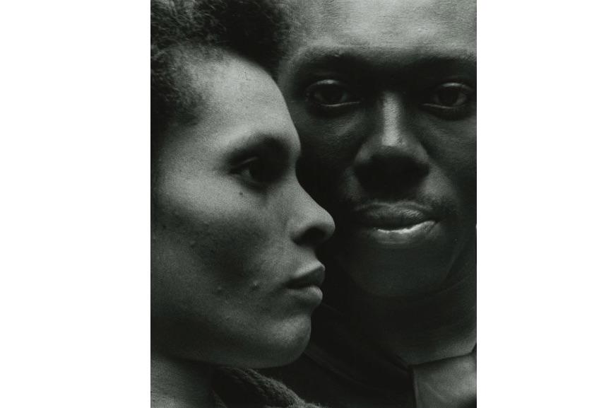 Gwen and Jacob Lawrence, 1943