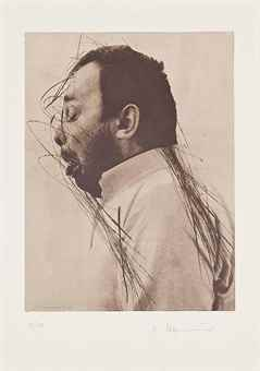 Arnulf Rainer-Untitled-1991