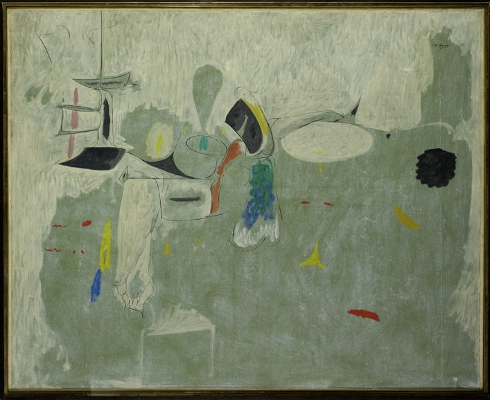 Arshile Gorky - The Limit