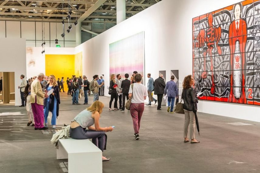 What Was Bought During Art Basel's VIP Opening?