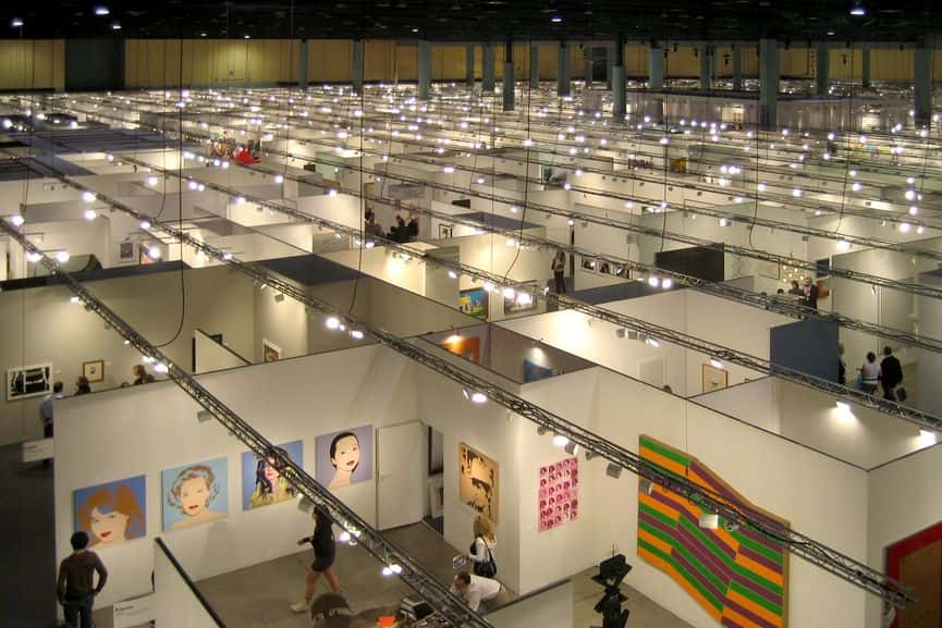 Art Basel Miami 2014 was very popular in terms of crowds
