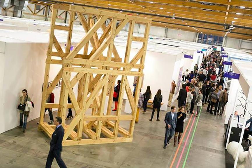 Contemporary art fair