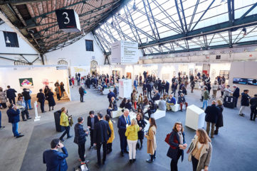 Art Brussels 2017, General View. Copyright David Plas