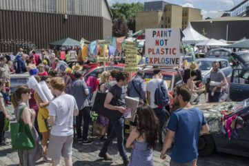 Art Car Boot Fair Gets Bigger! Get Inside This Year's Event