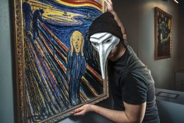 What Do the INTERPOL Stats Reveal About Art Theft?