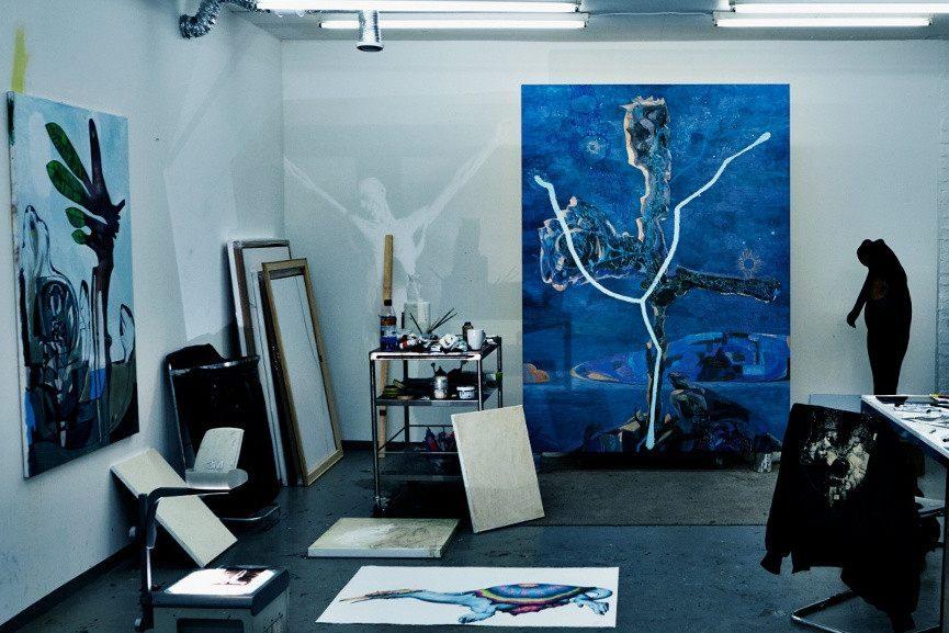 Art Studio - Image via travelandleisurecom