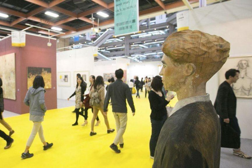 Taiwan art market
