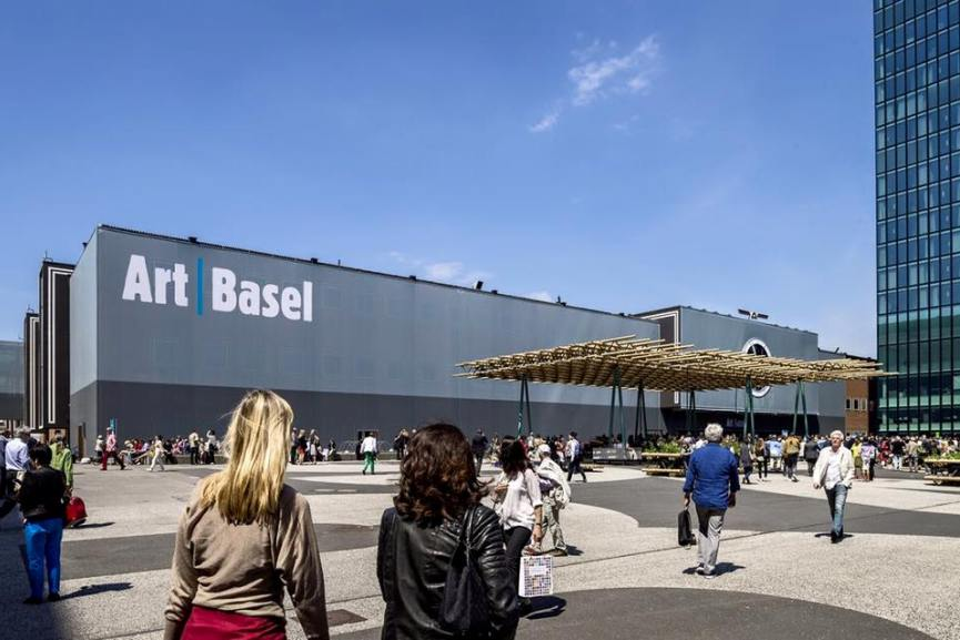 Art Basel, Expo Report