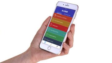 Art360 app