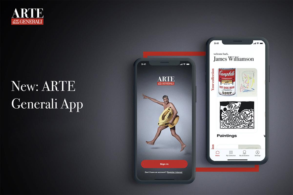 Arte Generali App