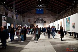 Arte Laguna Prize, exhibition opening Arsenale in Venice, 2017