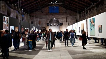 Arte Laguna Prize, exhibition opening Arsenale in Venice, 2017