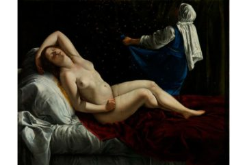 What A Woman Can Do - Artemisia Gentileschi at National Gallery London
