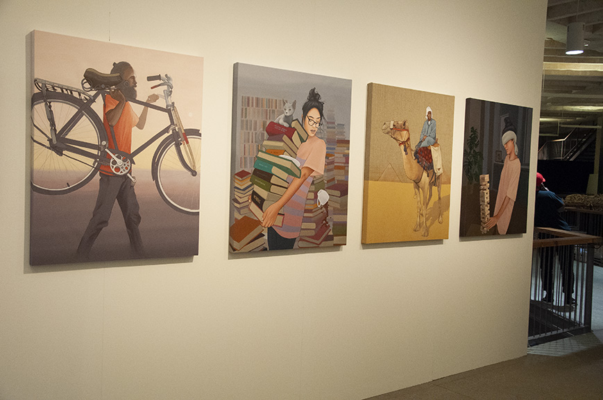 Artez, Galo Art Gallery