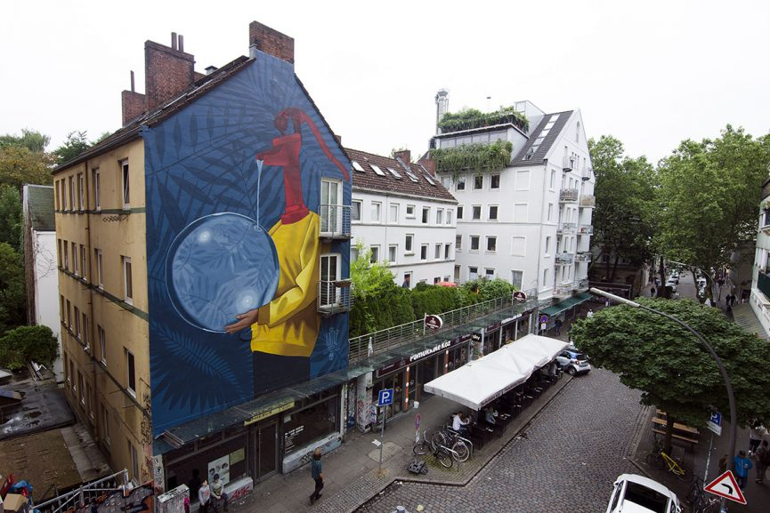 Artez Hamburg, 2017