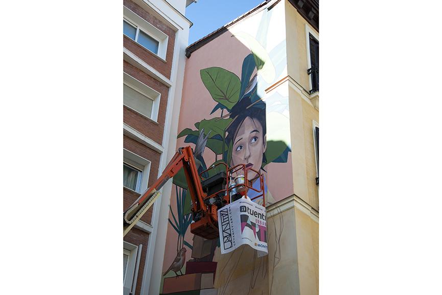 Artez Urvanity Art Mural 2019
