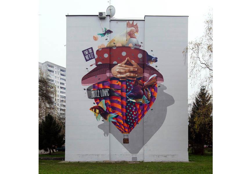 Artez x Lonac - Banja Luka, Bosnia, 2014
